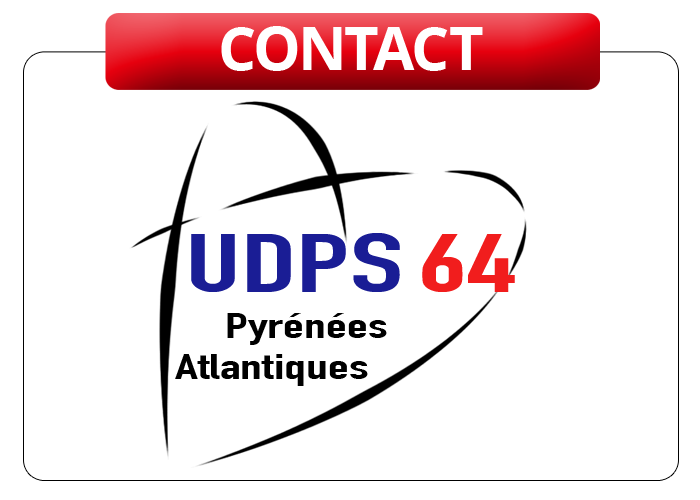 contact udps 64 union départementale secoursime pays cote basque premiers secours pyrénées atlantiques