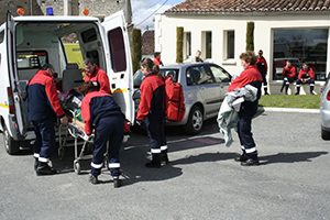 Premiers Secours Equipe PSE 2 udps 64